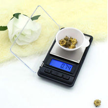 Load image into Gallery viewer, Portable / Table Electronic Weighing / Digital Scale 0.01-200g   20200705001