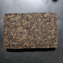 "Load image into Gallery viewer, 2005 ChangTai ""Meng Hai Cha Zhuan"" (Menghai Brick) 250g Puerh Raw Tea Sheng Cha"