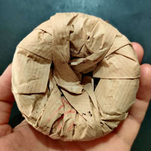 "Load image into Gallery viewer, 2003 ChangTai ""Yi Chang Hao - Yi Wu Tuo Cha"" ( Yiwu)  Tuo 150g Puerh Raw Tea Sheng Cha"