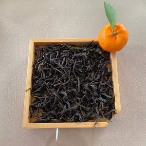 "2020 FengHuang DanCong ""Xue Pian - Ya Shi Xiang"" (Winter - Snowflake - Duck Poop Fragrance) A++ Level Oolong,Loose Leaf Tea"