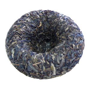 "2009 DaYi ""Gong Tuo"" (Tribute) Tuo 100g Puerh Sheng Cha Raw Tea - King Tea Mall"