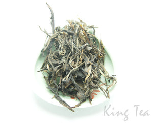"2017 KingTeaMall Spring ""YI WU GAO SHAN"" Arbor Tree Puerh Raw Tea Sheng Cha - King Tea Mall"