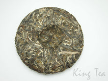"Load image into Gallery viewer, 2017 KingTeaMall ""NA KA GU SHU"" Autumn Flavor Cake Puerh Raw Tea Sheng Cha. - King Tea Mall"