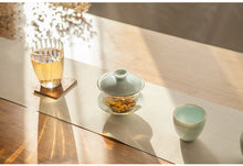 Load image into Gallery viewer, Porcelain + Glass Gaiwan 120ml - King Tea Mall