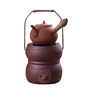Chaozhou Two-way Fire Stove Pottery Sand - King Tea Mall