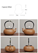 Load image into Gallery viewer, Chaozhou Pottery Water Boiling Kettle