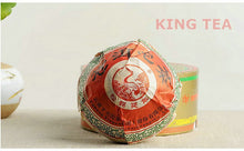 "Load image into Gallery viewer, 2013 XiaGuan ""Cang Er"" Tuo 100g Puerh Sheng Cha Raw Tea - King Tea Mall"