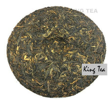 "Load image into Gallery viewer, 2006 MengKu RongShi ""Gu Hua Cha"" (Autumn Flavor) Cake 400g Puerh Raw Tea Sheng Cha"