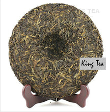 "Load image into Gallery viewer, 2009 MengKu RongShi ""Mu Shu Cha"" (Mother Tree) Cake 500g Puerh Raw Tea Sheng Cha - King Tea Mall"