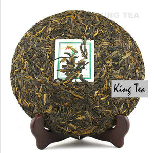 "2009 MengKu RongShi ""Mu Shu Cha"" (Mother Tree) Cake 500g Puerh Raw Tea Sheng Cha - King Tea Mall"