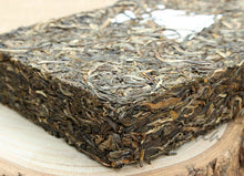 "Load image into Gallery viewer, 2014 MengKu RongShi ""100%"" Brick 500g Puerh Raw Tea Sheng Cha - King Tea Mall"