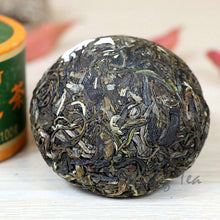 "Load image into Gallery viewer, 2017 XiaGuan ""Da Li Tuo"" Boxed 100g  Puerh Raw Tea Sheng Cha"