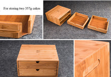 Load image into Gallery viewer, Bamboo Tea Stock Box / Board 3 Varied Sizes - King Tea Mall