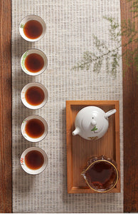 Bamboo Tea Tray / Saucer - King Tea Mall