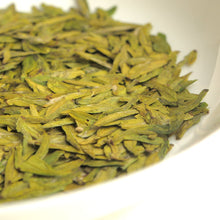 "Load image into Gallery viewer, 2019 Early Spring ""Long Jing""(Dragon Well) Special Grade Green Tea ZheJiang - King Tea Mall"