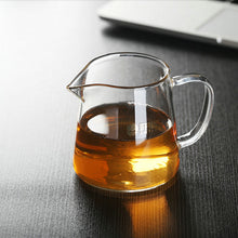 Load image into Gallery viewer, GongDaoBei Chinese Gongfu Tea Ware Glass  Pitcher 300ml / 400ml with Stainless Filter