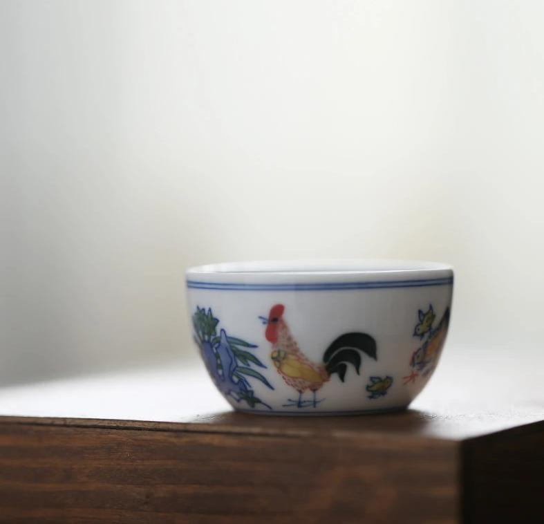 Porcelain Tea Cup