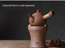 Load image into Gallery viewer, ChaoZhou Pottery Water Boiling Kettle 530ml - King Tea Mall