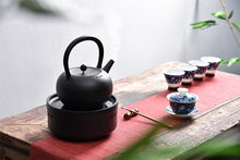 Load image into Gallery viewer, Pottery Water Boiling Kettle - King Tea Mall