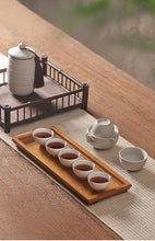 Load image into Gallery viewer, Bamboo Tea Tray