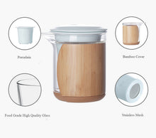 Load image into Gallery viewer, Portable Gongfu Tea Set for Travelling 2 Color Variations - King Tea Mall