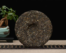 "Load image into Gallery viewer, 2019 ChenShengHao ""Bing Dao Zhi Yun"" (Bingdao Rhythm) Cake 357g Puerh Raw Tea Sheng Cha - King Tea Mall"