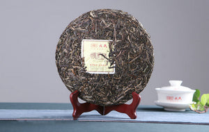 "2019 MengKu RongShi ""Qiao Mu Wang"" (Arbor King) Cake 500g Puerh Raw Tea Sheng Cha - King Tea Mall"