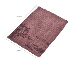 Tea Towel / Napkin Microfiber Material with Super Thickness - King Tea Mall