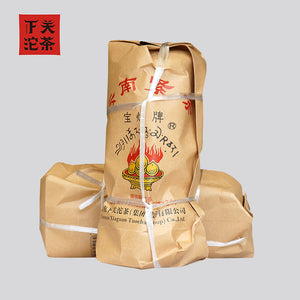 "2019 XiaGuan ""Yun Nan Jin Cha"" (Mushroom Tuo) 250g*3pcs Puerh Raw Tea Sheng Cha - King Tea Mall"