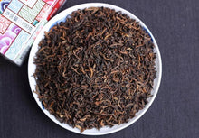 Load image into Gallery viewer, 2018 LaoTongZhi Loose Leaf 100g Puerh Ripe Tea Shou Cha - King Tea Mall