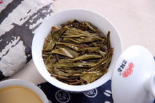 "Load image into Gallery viewer, 2016 LaoTongZhi ""Liang Shan Pin"" (Great One) Cake 400g Puerh Sheng Cha Raw Tea - King Tea Mall"