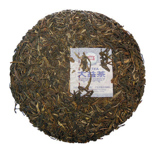 "2014 DaYi ""Chuan Shi"" (Hand Down) Cake 357g Puerh Sheng Cha Raw Tea - King Tea Mall"