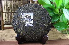 "Load image into Gallery viewer, 2015 DaYi ""Gu Yun Chuan Fang""  (Ancient Rhythm)Cake 357g Puerh Sheng Cha Raw Tea"