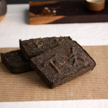 "Load image into Gallery viewer, 2005 XiaGuan ""Bian Xiao"" Brick 250g*5pcs Puerh Raw Tea Sheng Cha - King Tea Mall"