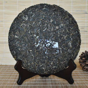 "2015 DaYi ""Pu Er Yuan"" (Origin of Puerh) Cake 357g Puerh Sheng Cha Raw Tea - King Tea Mall"