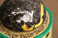 "Load image into Gallery viewer, 2014 XiaGuan ""Jin Si"" (Golden Ribbon) Tuo 100g Puerh Sheng Cha Raw Tea - King Tea Mall"
