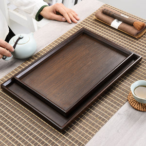 Bamboo Tea Tray 2 Variations / Saucer - King Tea Mall