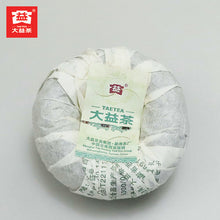 "Load image into Gallery viewer, 2011 DaYi ""Jia Ji"" (1st Grade) Tuo 100g Puerh Sheng Cha Raw Tea - King Tea Mall"