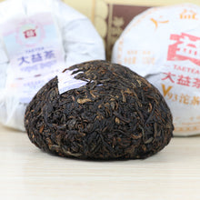 "Load image into Gallery viewer, 2018 DaYi ""V93"" Tuo 100g Puerh Shou Cha Ripe Tea"