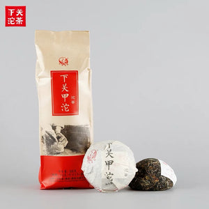 "2018 Xiaguan ""Jia Tuo"" 100g*5pcs Puerh Raw Tea Sheng Cha - King Tea Mall"