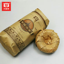 "Load image into Gallery viewer, 2007 DaYi ""V93"" Tuo 250g Puerh Shou Cha Ripe Tea"