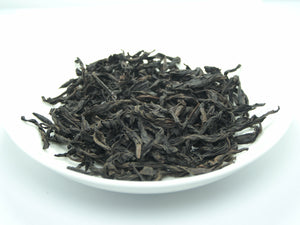 "Spring ""Fo Shou"" Medium-heavy Roasted Special Grade Wuyi Yancha Oolong Tea - King Tea Mall"