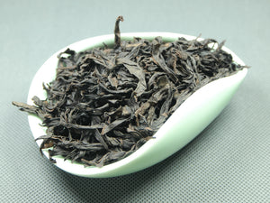 "Spring ""Jin Mu Dan"" (Golden Peony) Medium-heavy Roasted Special Grade Wuyi Yancha Oolong Tea - King Tea Mall"