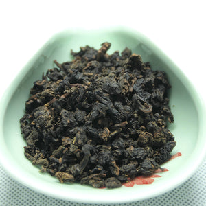 "00's ""Aged TieGuanYin"" Heavy-Roasted Oolong Tea - King Tea Mall"
