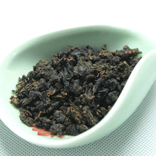 "Load image into Gallery viewer, 00's ""Aged TieGuanYin"" Heavy-Roasted Oolong Tea - King Tea Mall"