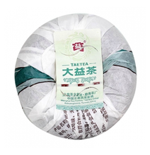 "Load image into Gallery viewer, 2014 DaYi ""Jia Ji"" (1st Grade) Tuo 100g Puerh Sheng Cha Raw Tea"