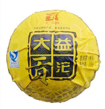 "Load image into Gallery viewer, 2009 DaYi ""Gong Tuo"" (Tribute) Tuo 100g Puerh Shou Cha Ripe Tea"