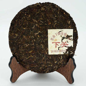 "2011 XiaGuan ""No.5"" Cake 357g Puerh Raw Tea Sheng Cha -3 - King Tea Mall"