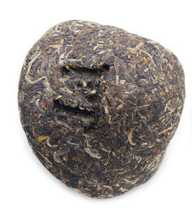 "2012 XiaGuan ""Bao Yan Jin Cha"" (Classical Fire Tight Tuo ) 250g Puerh Sheng Cha Raw Tea - King Tea Mall"