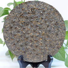 "Load image into Gallery viewer, 2011 XiaGuan ""Xiao Tai Liu Hao"" (No.6 Sell to Taiwan) 400g Puerh Raw Tea Sheng Cha - King Tea Mall"